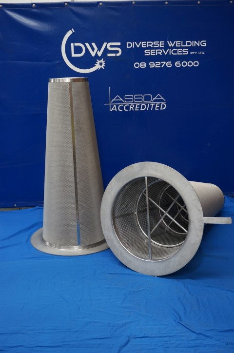 600NB SUCTION STRAINER