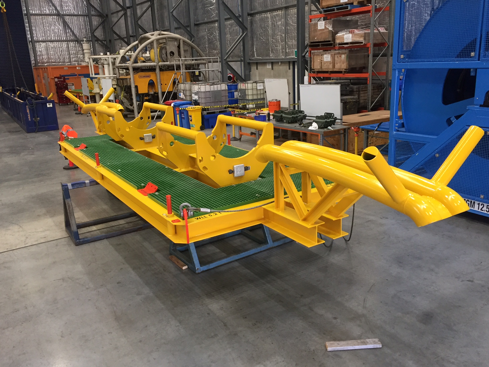 Subsea Structural Fabrication