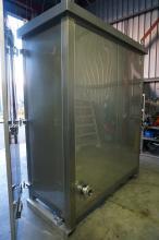 Diesel & Bilge Water Cabinet