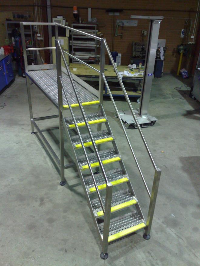 Stairs Balustrades Platforms Amp Rails Perth Amp Australia
