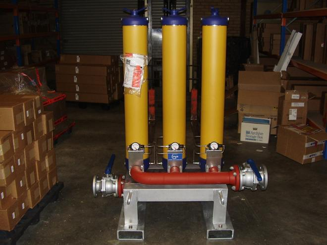 Portable Skid Mounted Equipment Perth Amp Australia