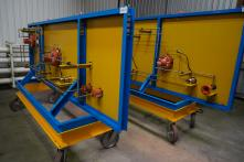 Technip Oceania - Small Bore Tubing/MQC Plate Instrument Tubing Package for Wheatstone SubSea Installation